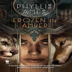 Review: Frozen in Amber by Phyllis Ames