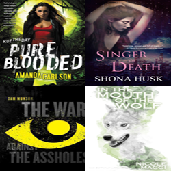 Fresh Meat: June 14-20th Speculative Fiction Releases
