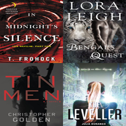 Fresh Meat: June 21-27th Speculative Fiction Releases