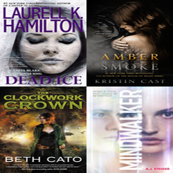 Fresh Meat: June 7-13th Speculative Fiction Releases