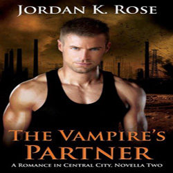 Review: The Vampire's Partner by Jordan K. Rose