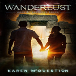 Review: Wanderlust by Karen McQuestion
