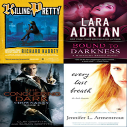 Fresh Meat: July 26-Aug 1 — 34 Speculative Fiction Releases