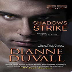 Review: Shadows Strike by Dianne Duvall (@DianneDuvall)