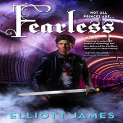 Spotlight and Review: Fearless by Elliott James (@EJ_Author)
