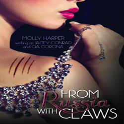 Review: From Russia With Claws by Gia Corona and Jacey Conrad (@mollyharperauth)
