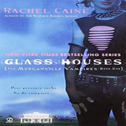 Review: Glass Houses by Rachel Caine (@Mollykatie112, @rachelcaine)