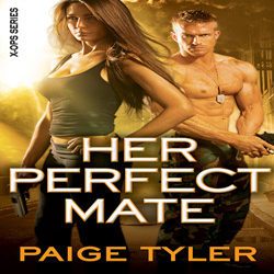 Review: Her Perfect Mate by Paige Tyler (@mlsimmons, @paigetyler)