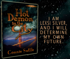 Hot Demon in the City by Connie Suttle