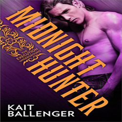 Review: Midnight Hunter by Kait Ballenger (@Mollykatie, @Kait_Ballenger)