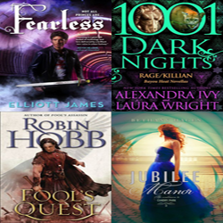 Fresh Meat: Aug 9-15 — 9 Speculative Fiction Releases