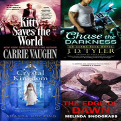 Fresh Meat: Aug 2-8 — 31 Speculative Fiction Releases