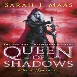 Review: Queen of Shadows by Sarah J. Maas (@jessicadhaluska, @SJMaas)