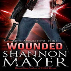 Review: Wounded by Shannon Mayer (@TheShannonMayer)