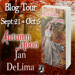 Spotlight and Review: Autumn Moon by Jan DeLima (@delimajan)