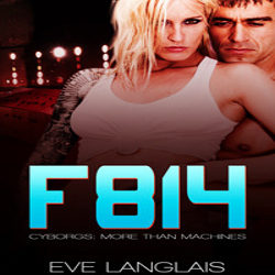 Review: F814 by Eve Langlais (@mlsimmons, @EveLanglais)