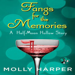 Review: Fangs for the Memories by Molly Harper (@mollyharperauth)