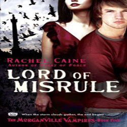 Review: Lord of Misrule by Rachel Caine (@Mollykatie112, @rachelcaine)