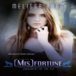 Review: (Mis)Fortune by Melissa Haag (@Mollykatie112, @MelissaHaag)