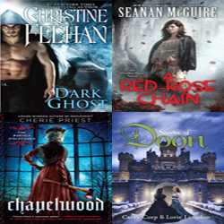 Fresh Meat: Aug 30 to Sept 5 — 46 Speculative Fiction Releases