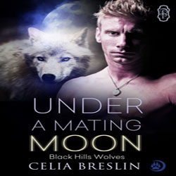 Spotlight and Review: Under a Mating Moon by Celia Breslin (@Mollykatie112, @CeliaBreslin)