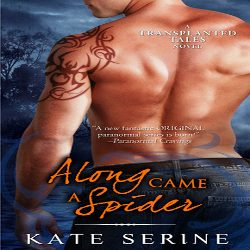Review: Along Came a Spider by Kate SeRine (@mlsimmons, @KateSeRine)