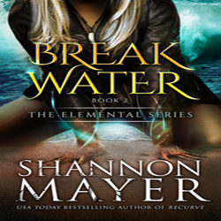 Review: Breakwater by Shannon Mayer (@TheShannonMayer)