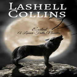 Review: Exiled by Lashell Collins (@Mollykatie112, @LashellCollins)