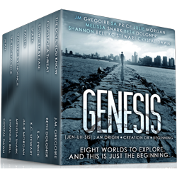 Cover Reveal and Trailer Sneak Peek: Genesis, An Urban Fantasy Boxed Set (@PureTextuality)