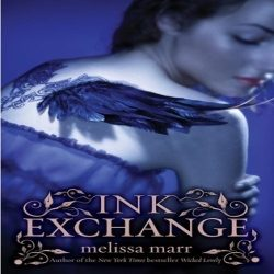 Review: Ink Exchange by Melissa Marr (@jessicadhaluska, @melissa_marr)