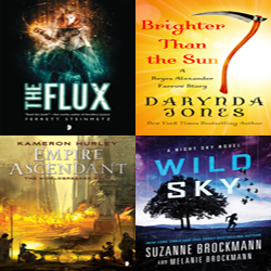 Fresh Meat: Oct 4 to 10 — 44 Speculative Fiction Releases