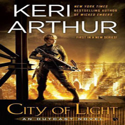 Review: City of Light by Keri Arthur (@kezarthur, @SignetEclipse)