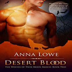Review: Desert Blood by Anna Lowe (@Mollykatie112, @AuthorAnnaLowe)
