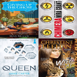 Fresh Meat: Nov 22 to 28 — 16 Speculative Fiction Releases
