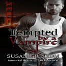 Review: Tempted by a Vampire by Susan Griscom (@Mollykatie112, @SusanGriscom)