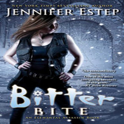 Review and Excerpt: Bitter Bite by Jennifer Estep (@Jennifer_Estep, @Pocket_Books)