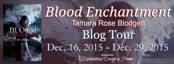 Blood Enchantment Blog Tour Banner