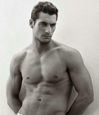 David Gandy ~ inspirational image