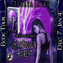 Excerpt and Giveaway: Forbidden Forest by Tenaya Jayne (@TenayaJayne, @RoxanneRhoads)