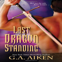 Review: Last Dragon Standing by G.A. Aiken (@mlsimmons)