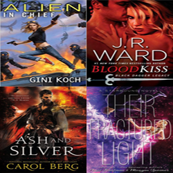 Fresh Meat: Nov 29 to Dec 5 — 38 Speculative Fiction Releases