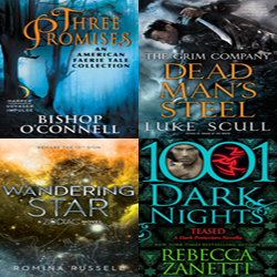Fresh Meat: Dec 6 to 12 — 10 Speculative Fiction Releases