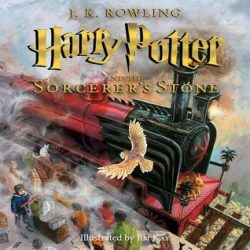 Review: Harry Potter and the Sorcerer's Stone, Illustrated Edition by J.K. Rowling (@jessicadhaluska)