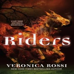 Review: Riders by Veronica Rossi (@jessicadhaluska, @rossibooks, @torteen)