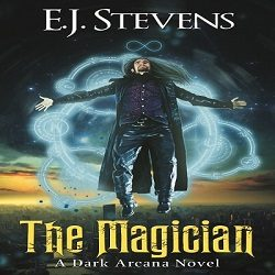 Cover Reveal and Giveaway: The Magician by E.J. Stevens (@EJStevensAuthor)