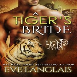 Review: A Tiger's Bride by Eve Langlais (@mlsimmons, @EveLanglais)