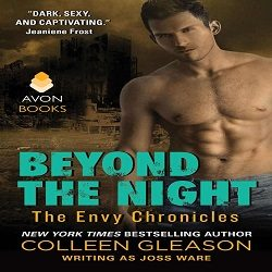 Review: Beyond the Night by Joss Ware (@Mollykatie112, @colleengleason)