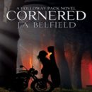 Cover Reveal and Giveaway: Cornered by J.A. Belfield (@JABelfield, @lolasblogtours)