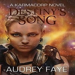 Review: Destiny's Song by Audrey Faye (@Mollykatie112)
