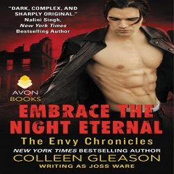 Review: Embrace the Night by Joss Ware (@Mollykatie112, @colleengleason)